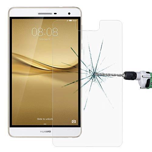 DONGYAO Protector de pantalla de repuesto para tableta de 7 pulgadas universal 0.4mm 9H dureza superficial protector de pantalla de vidrio templado