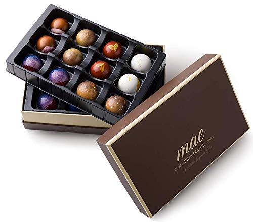 24 Classic Gourmet Chocolate Bonbons