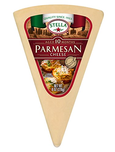 Stella Parmesan Wedge, 8 oz
