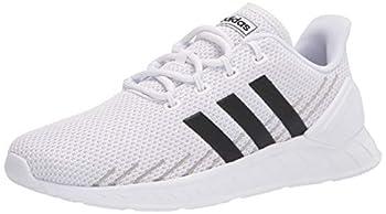 adidas Men s Questar Flow Running Shoe Nxt,White/Black/Grey 7
