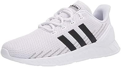 adidas Men's Questar Flow Running Shoe, Nxt,White/Black/Grey, 8