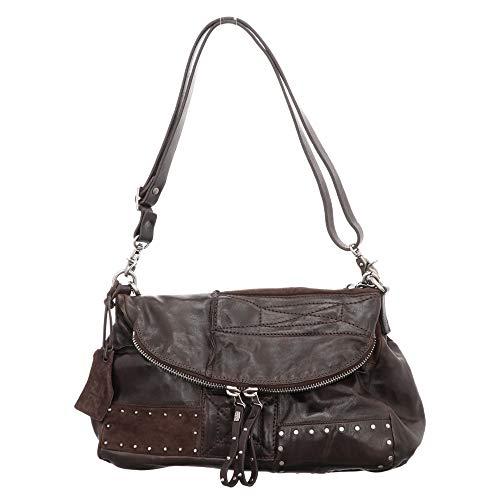 AS98 | Airstep | Handtasche - schwarz | Fond, Farbe:schwarz, Größe:1