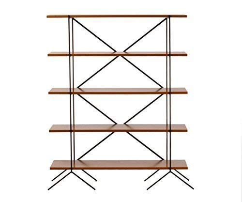 The Townhouse, Mid-century Retro style shelving and storage bookcase.