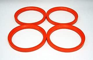 4/centradores de jante 69/ /63.4/cerceaux pour jantes en aluminium Allesio AWS Vault
