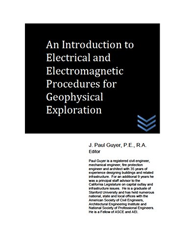 An Introduction to Electrical and Electromagnetic Procedures for Geophysical Exploration