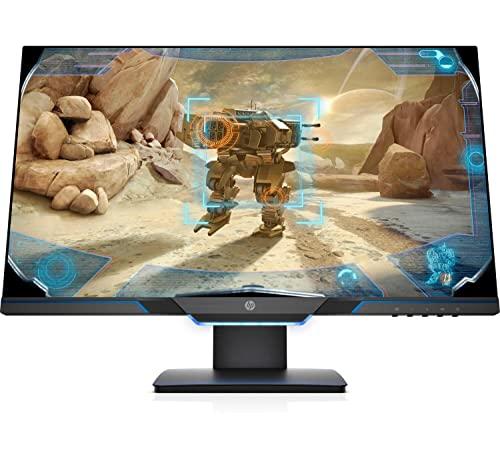 "HP 25MX - Monitor de 25"" FullHD (1920x1080, IPS LED, 16:9, 1 HDMI 2.0, 1ms, Antireflejo, Low Blue light, Ajustable), Neg"