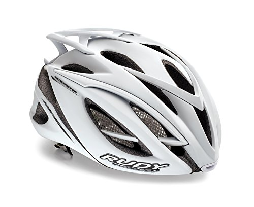 Rudy Project Racemaster Helm White Stealth (Matte) Kopfumfang 54-58cm 2020 Fahrradhelm