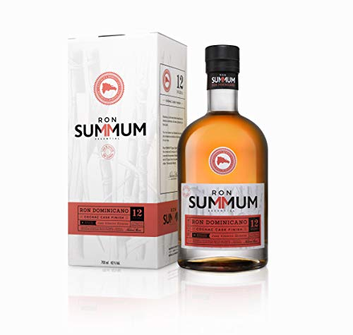 Ron Dominicano SUMMUM Cognac Cask Finish - 700 ml