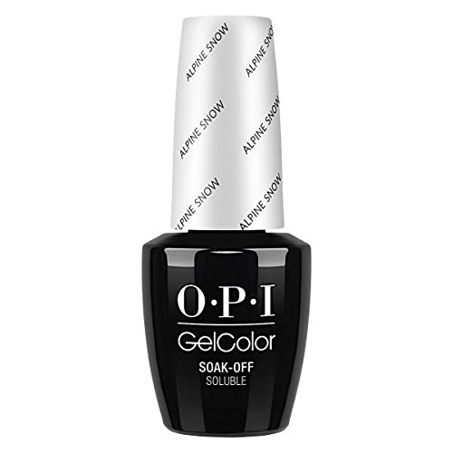 OPI GELCOLOR Vernis à ongles gel professionnel Alpine Snow 15 ml