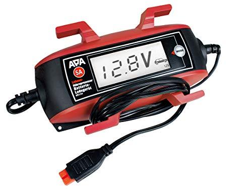 APA 16619 Lithium – Mikroprozessor Batterie-Ladegerät 6/12 V, 5 A
