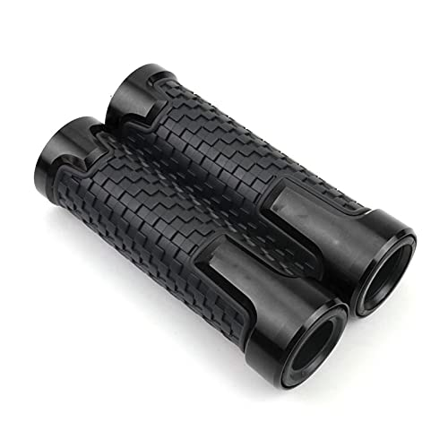 Motorbike Bicycle Handle 22mm7/8'' Motorcycle Handle Bar Accessories FOR YAM-AH-A YZF-R1 R1M R1S R15 R25 R3 YZFR1-R6 YZF 600RHandlebar Grips Motorcycle Grips (Color : 2)
