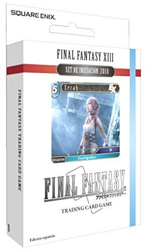 Final Fantasy TCG Mazo FF XIII 2018