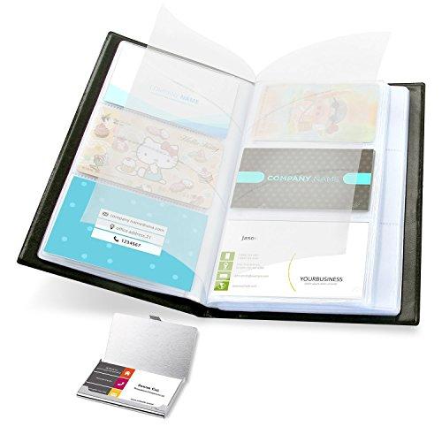 Daily Planner Calendar, Ohuhu Agenda Planner Notebook,Daily Planner for Personal Organizer, Calendar Gratitude Journal With Pen Holder (Black)