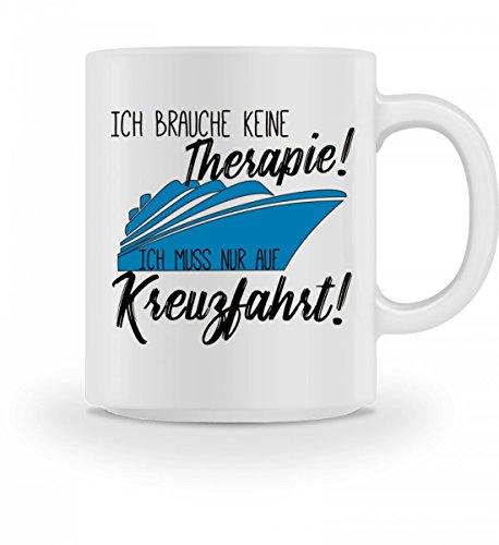Chorchester Hochwertige Tasse - Kreuzfahrt Therapie - Tasse