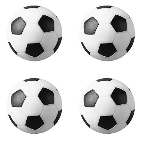 Discover Bargain HUJI Foosballs Game/Table Soccer Balls- 36mm Regulation Size Foosball