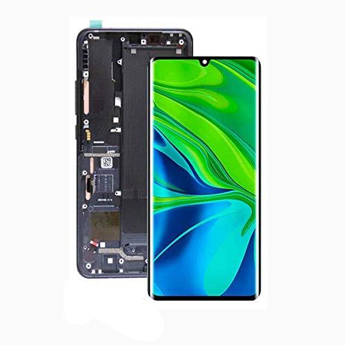 KTZAJO Pantalla LCD para teléfono móvil de 6,47 pulgadas, compatible con Xiaomi Mi CC9 Pro, compatible con pantalla LCD Xiaomi Mi Note 10 Pro, pantalla táctil (color: Mi CC9pro Noframe)