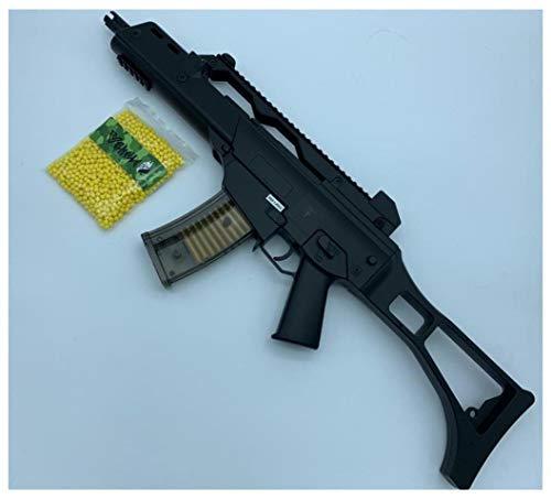 valhalla Pack saigo Airsoft Defense g36 a muella (Spring) Calibre 6mm. Potencia 0,5 Julios mas 1000bbs