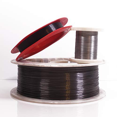 Kellogg's Research Labs, Standard Temp 115°F (45°C), 0.020' (0.5mm) Shape Memory Nitinol Wire, 5 feet