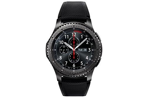 Samsung SMR760NDAAXAC Gear S3 Frontier Black