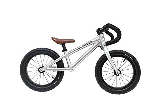 Early Rider Road Runner Balance Bike: 14 Silver