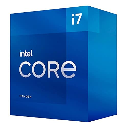 Intel Core i7-11700 procesador 2,5 GHz 16 MB Smart Cache Caja