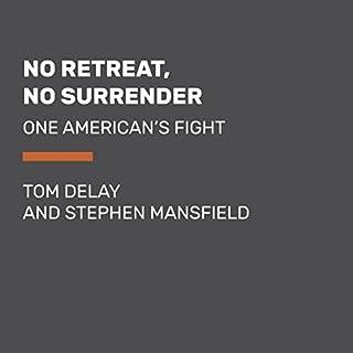 No Retreat, No Surrender audiobook cover art