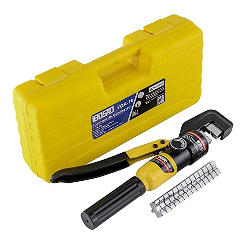 Hydraulic Crimping Tool YQK-70/120, Compression Tool, 10-12000mm2, Pressure 5-6T, Used for Crimping terminals on Cables, ES and RU Tanks