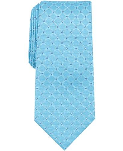 Nautica (NAV5C) Herren Skipper Grid Krawatte, mint, Einheitsgröße