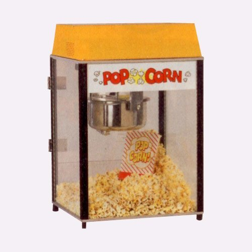 Cheap Master Pop 6 oz. Popcorn Machine