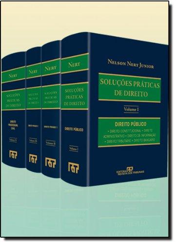 Soluções Práticas de Direito - 4 Volumes. Coleção Soluções Práticas