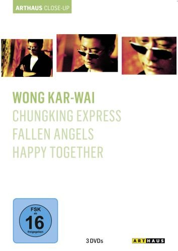 Wong Kar-Wai - Arthaus Close-Up [3 DVDs]