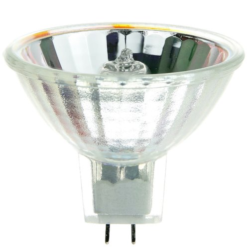 Sunlite ELH 300W/MR16/120V/CL/GY5.3 300-watt 120-volt Bi-Pin Based Stage and Studio MR16 Bulb, Clear