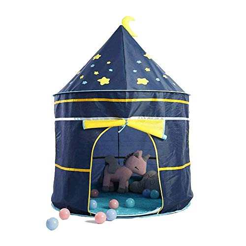 Bdesign Children's Play Tents, Indoor Pop-up Play House Tents for Boys And Girls, Indoor Children's Independent Games