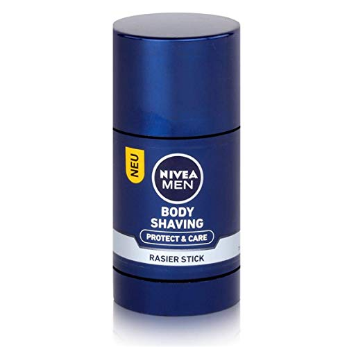 Nivea Body Shaving Rasier Stick 75ml - Protect & Care (1er Pack)