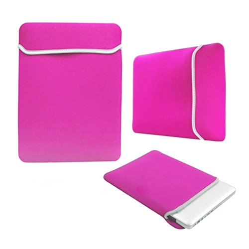 Love My Case artcandi rosa 29,46 cm/cm 27,94 portátiles/cubierta/bolsa para Microsoft Surface RT 10,6 con 5 x incluye bayetas