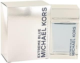 Mïchael Körs Extrëme Blüe Cölogne For Men 4 oz Eau De Toilette Spray