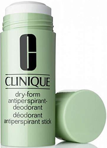 Clinique–Dry Form Antiperspirant–Desodorante antitranspirante en barra - Envase de 75 gr