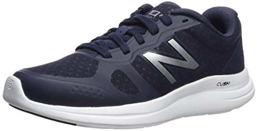 バンドルボーダー本物New Balance Women's Versi v1 Cushioning Running Shoe Pigment 7.5 B US [並行輸入品]