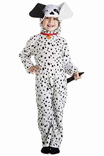 Disfraz de Dalmata Infantil (3-4 años)