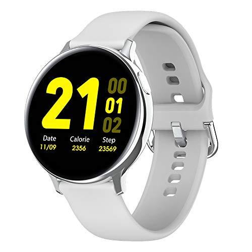 Smartwatch, Padgene Smartwatch, wasserdicht IP68, für Herren und Damen, Aktivitätsarmband mit Schlafüberwachung, Musiksteuerung, Anrufbenachrichtigung für Android und iOS