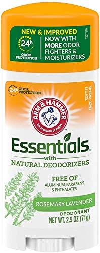 Arm & Hammer Essentials Deodorant, Fresh, 2.5 oz. by Arm & Hammer
