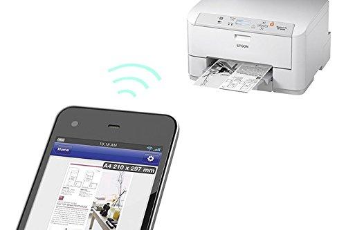 Epson Workforce Pro M5194 Printer Photo #4