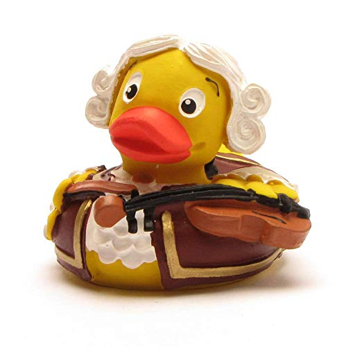 Duckshop I Badeente I Quietscheente I Mozart Ente