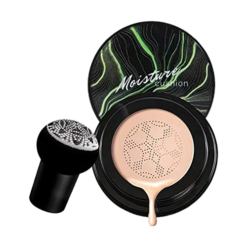Wawogic BB Air Kissen Foundation Pilz Kopf CC Creme Concealer Air-durchlässigen Natürliche Aufhellung Make-Up BB Creme Gesicht Make-Up
