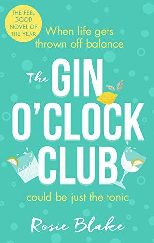 The Gin O'Clock Club by [Rosie Blake]
