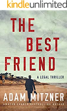 The Best Friend (Broden Legal Book 3)