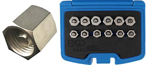 BGS 9540 | Jeu d'obturateurs d'injecteur | 12 pièces