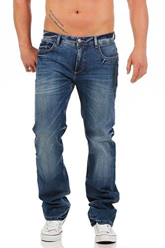 Big Seven Warren Nevada Regular Fit Herren Jeans, Hosengröße:W44/L32