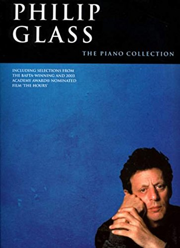 Philip Glass The Piano Collection Pf Book: Sammelband für Klavier