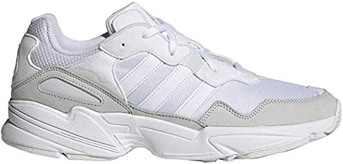 adidas Originals Men's Yung-96 Footwear White/Footwear White/Grey Two F17 7.5 D US